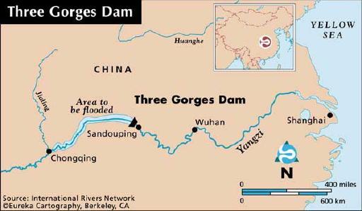 three gorges photobook